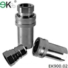 ISO7241-1A close stainless steel quick release coupling/quick hydraulic connector