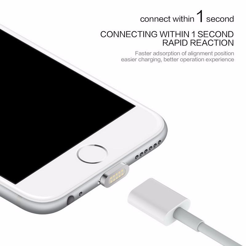 2016 Магнитный Micro Usb Кабель Для Samsung Huawei Android Смартфон, Магнитный Зарядный Кабель Для Iphone Магнитного USB Кабель