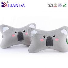 bone pillow for car,bone shape head rest cushion pad,bone plain pillow