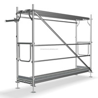 types of European Layher Modular Frame Scaffolding System On Sale