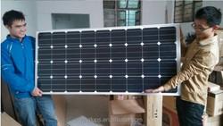 solar panel 1kw 18v 36v volts 200w hot sale in Guangzhou city