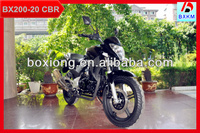 Fast air-cooled CBR 200cc Racing motorcycle for sales