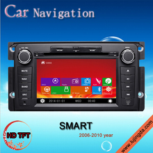 Car Dvd Player with Gps Navigation for Mercedes B e nz Smart fortwo Radio
