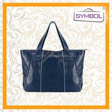 Good quality exported women leather backpack handbag