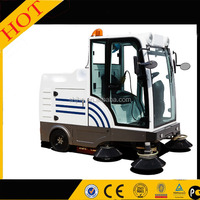 high quality vacuum street sweeper with CE ISO901 certificate