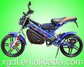 La motocicleta eléctrica plegable