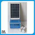 Kit de Energías Renovables Generador solar portátil casa 12v Mano Generador