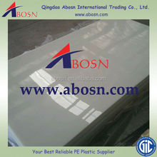 Excellent abrasion resistance HDPE 100 Sheet/hdpe 500 sheet/hdpe foam sheet manufacurer