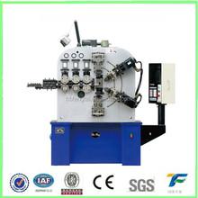 No cam multi-axis universal spring machine