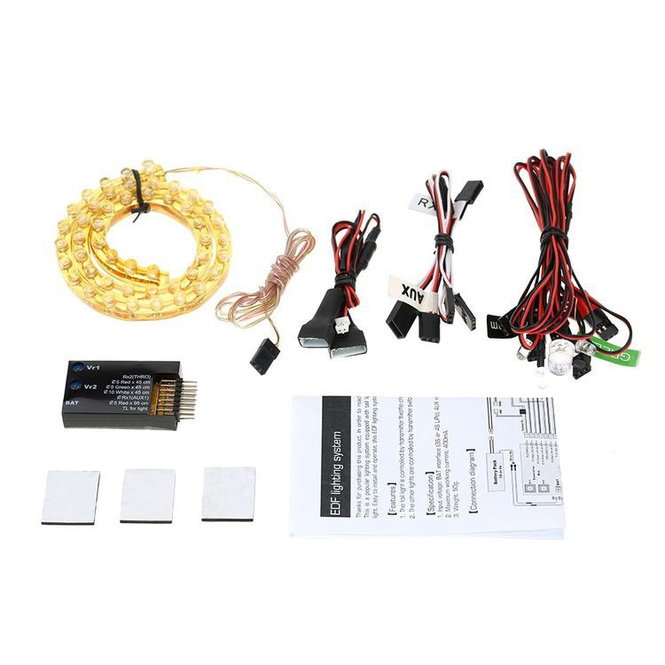 911006-EDF Lighting System with BAT Interface for RC Fixed-wing-2_04.jpg