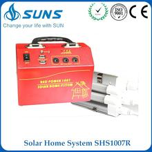 New product competitive price red 100 kw solar system with solar panel and DC radio