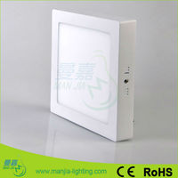 Panel led: 2014 Factory surface mounted led panel light made in China