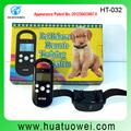 Mejor Control remoto 3 del entrenamiento del perro de choque y Collar vibración, productos para mascotas de formación con CE