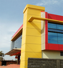 12 Years High Strength Aluminium Composite Panel Cork Walls Panels