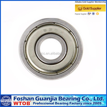 High Performance 628zz Miniature Ball Bearing with Low Price