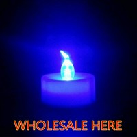 360pcs/lot battery led battery tealight,High Quality Gift Candle,led candle