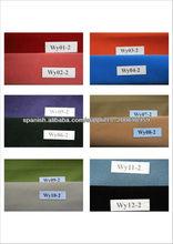Super soft plain flock fabric, sofa cover fabric,