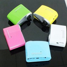 LED Mini Portable Handheld Projector 1080P USB Home Cinema Projector System