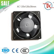 120mm 12038 120x120x38 110v 380v 220 volt high pressure axial flow fans 120mm