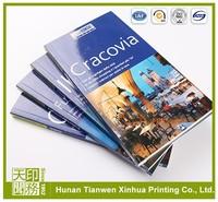 2015 Beautiful Hot Sale custom softcover travel book