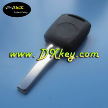 Hot selling transponder key blank no logo for key skoda skoda key shell