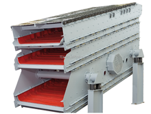 The lowest price the best quality of vibrating screen