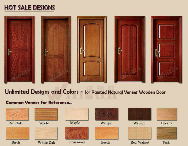 interior de la puerta el ltimo diseo de madera puerta de madera para la puerta de