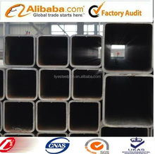 thickness wall welded square hollow steel tube