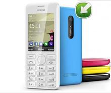 N206 teléfono móvil pantalla de TFT 2.4 pulgadas , de color vivo y con facebook