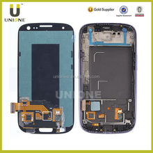 Paypal accept uv glue lcd touch screen for samsung galaxy s3