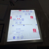 Backlit Snap Energy Saving Customized LED Picture Frame