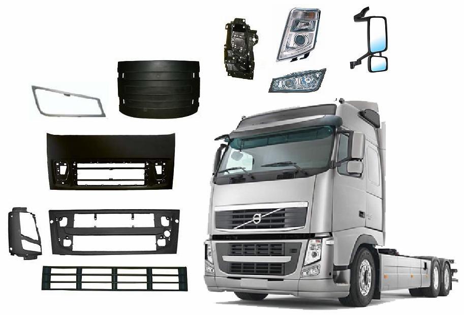 для импортных грузовиков и