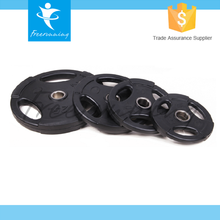 Factory Price Rubber Coated Used Bumper Plate For Sale