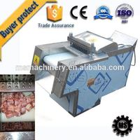 Low Price frozen meat dicer/dicing machine