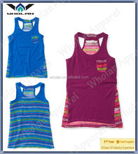 Latest design girls fancy top,child sleeveless t-shirts,tank tops