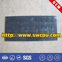 Customized car lift rubber pad