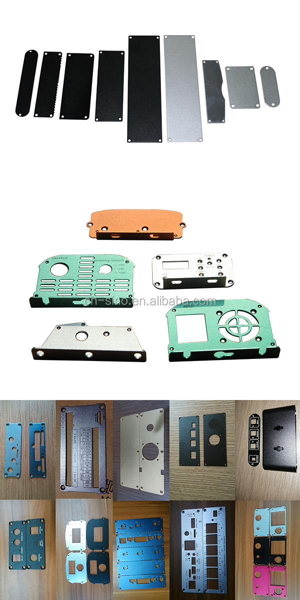 Aluminum Enclosure For Power Box