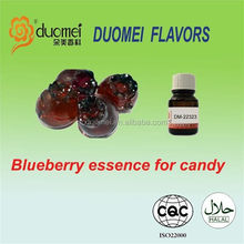 Gel soft candy use blueberry food flavor essence