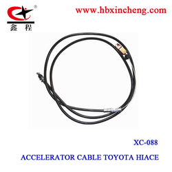 Auto Control Cable He Bei JunXiang Cable Factory.Auto Accelerator Cable