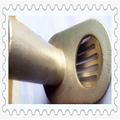 Nouveau produit coulée hot vente personnalisé matériel en acier inoxydable clé dynamométrique fabrique clé à chocs
