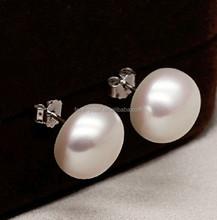 freshwater pearl earring AAA+ peral earring design fashion earring