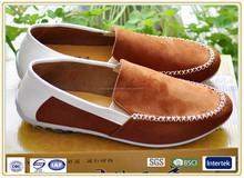 GCE971 Cubierta plana de alibaba hombres zapatos shors