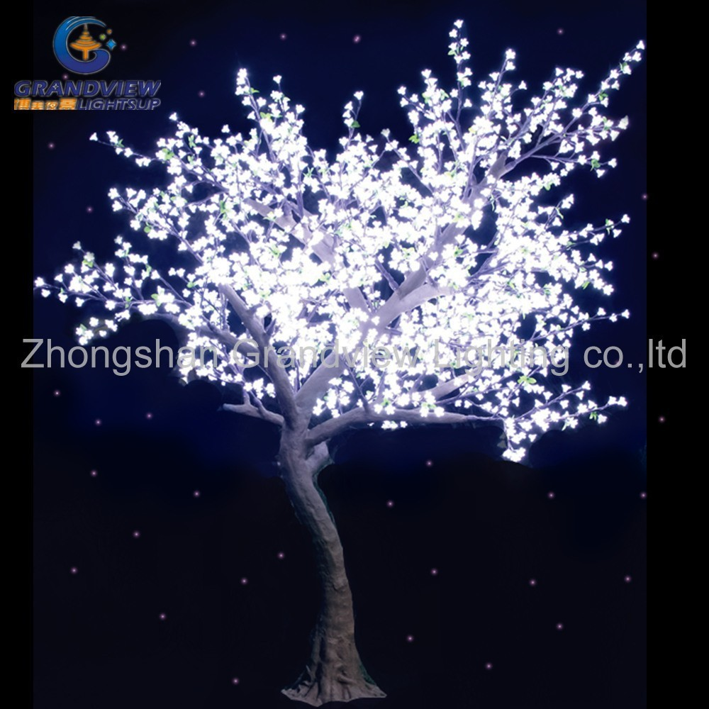 1 8 m blanc couleur nature looking automne led maple tree for Lumiere de noel exterieur