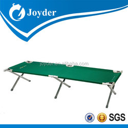 selling adjustable outdoor furniture folding beach bed /folding military bed