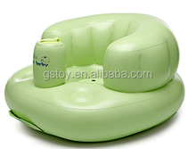 inflatable baby dinner chair/baby sofa chair/baby sitting chair