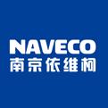 NAVECO PART NUMBER 93810146/Rear leaf spring buffer block