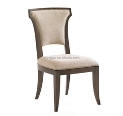 Upholstered Side Chair, Popular Dining Chairs Modern home furniture Diningroom furniture Solid wood frame