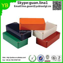 China hardware company custom aluminum box cnc,cnc aluminum box