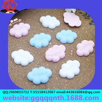 flatback plastic resin clouds cell phone case necklace bracelet pendant keychain jewelry accessories