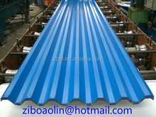 sheet metal roofing manufacture